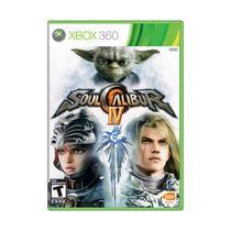 Soul Calibur IV 4 - Xbox 360 - Jogo