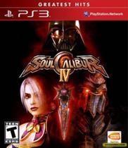 Soul Calibur Iv Greatest Hits - Ps3 - Bandai
