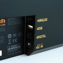 Soundbar Klipsch RSB-3 56W 2-vias Bluetooth Dolby Audio Bivolt Preto -