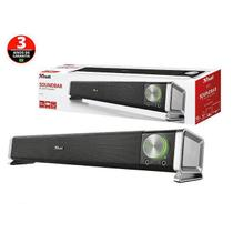 Soundbar Para Tv e Pc Soundbar 12w - Trust -