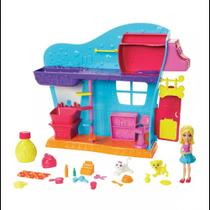 Spa dos Bichinhos Polly Pocket - Mattel FPH96