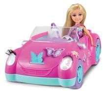 Sparkle Girlz  Carro Fadas Das Borboleta - Dtc