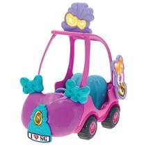 Sparkle Girlz Carro Mini Rosa e Roxo Sparkles DTC 4806 -