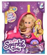 Sparkle Girlz Carro Mini Sparkles DTC TOYS - 4806 -