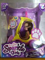 Sparkle Girlz Carro Mini Sparkles - DTC -