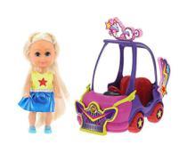 Sparkle Girlz - Carro Mini Sparkles - DTC -