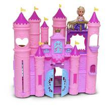 Sparkle girlz castelo reino brilhante - dtc -