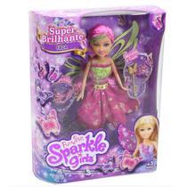 Sparkle Girlz - Fada Com Acessórios - Dtc