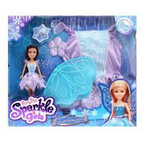 Sparkle Girlz Fada Star Fantasia - DTC - Dtc (Brinquedos)