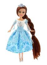 Sparkle Girlz Princesa Star - Azul - DTC -