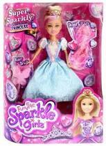 Sparkle Girlz Super Brilhante Princesa com acessórios  4216  Sophie - Dtc