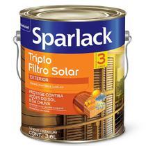 Sparlack Verniz Triplo Filtro Solar Brilhante 3,6 litros - Wanda ypiranga