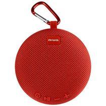 Speaker Aiwa AW AX5BT Bluetooh 5 watts com Slot para Micro SD - Vermelho -