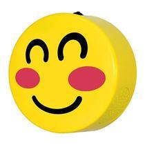 Speaker Maxer HY-BT25 Emoji Sorriso D Bluetooth USB/SD/AUX - Amarelo -