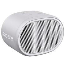 Speaker Sony SRS-XB01/WC com Bluetooth/Auxiliar - Branco