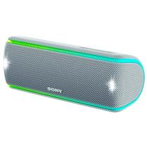 Speaker Sony SRS-XB31 com Bluetooth/NFC/USB/Auxiliar - Branco