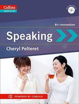 Speaking B1+ Intermediate - Collins English For Life - Book With MP3 CD -
