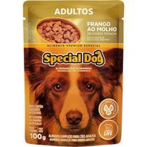 Special Dog Sache Adulto Frango Ao Molho - 100 Gr -