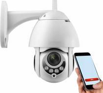 Speed Dome Câmera Ip Wifi A Prova D'água Ip66 externa - Ponto Do Nerd