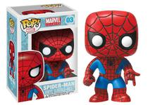 Spider-man 03 ( Homem Aranha ) - Funko Pop! Marvel -