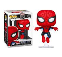 Spider-Man 593 (Homem-Aranha) - 80 Years - Funko Pop! Marvel -