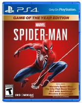 Spider-Man Goty Edition Ps4 - Sony