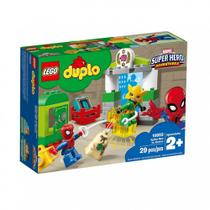 Spider Man Vs. Electro Marvel, Lego Duplo, 10893