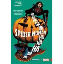 Spider-Woman - Shifting Gears, Volume 3 - Scare Tactics - Marvel