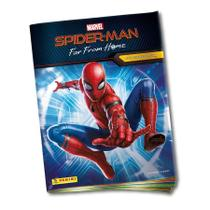 Spiderman -  Álbum Capa Cartão - Marvel