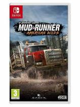 Spintires: Mud Runner - American Wilds Switch Midia Fisica -