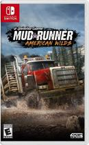 Spintires: MudRunner American Wilds - Switch - Nintendo