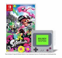 Splatoon 2 + Caps Grip para Joy-Con & Porta Copos - Switch - Nintendo