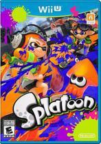 Splatoon Nintendo Wii U Midia Fisica Lacrado - Wiiu