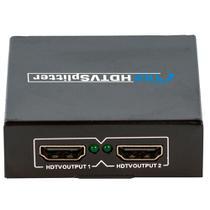 Splitter HDMI Sm 1 x 2  1080P 3D -