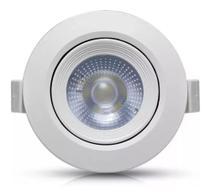 Spot LED Redondo Embutir 5W Bivolt Nordecor - Mbled