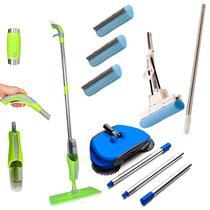Spray Mop, Reservatório, Rodo Magico, Vassoura Magica - Vendasshop Utensilios De Limpeza