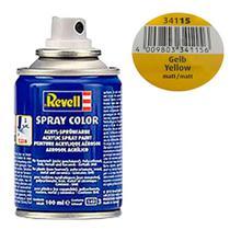 Spray Yellow Gloss 34112 - Plastimodelos e Policarbonato - REVELL ALEMA -