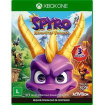 Spyro Reignited Trilogy Xbox One Com Chaveiro - Activision
