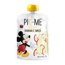 Squeeze de Frutas Disney Banana e Maçã 90g - Pic-me -