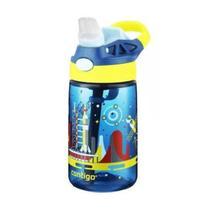 Squeeze infantil gizmo flip azul dec espaco 414ml - Contigo
