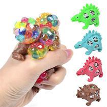 Squish Fidget Toy Anti stress Brinquedo Criança Dino Sortido - Wellmix