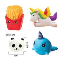 Squishy Fidget Toy Anti Stress Para As Mãos Macio - Brinquedeiro