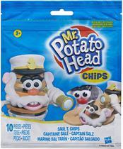 Sr. Cabeça de Batata - Chips - Capitão Salgado E7403 - Hasbro -