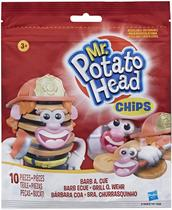 Sr. Cabeça de Batata - Chips - Sra.Churrasquinho E7404 - Hasbro -
