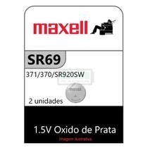 SR69 371 370 SR920SW 1,5V MAXELL / 2 Baterias -