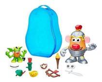 Sra. Ou Sr. Cabeça De Batata Histórias Mr Potato Head Hasbro - Brinquedos