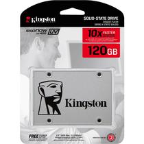 SSD 120GB Kingston 2.5pol UV400 SATA III SUV400S37/120G
