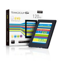 Ssd 120gb L3 EVO Sata 3 T253LE120GTC101 Team Group