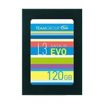 "SSD 120GB para PC e Notebook Sata 3 L3 EVO 2,5"" Team Group T253LE120GTC101 -"