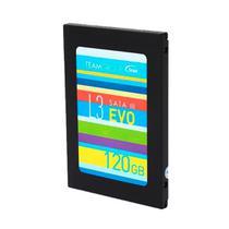 SSD 120GB Team Group L3 Evo - Leitura 530MB/s - T253LE120GTC101 - Diversos